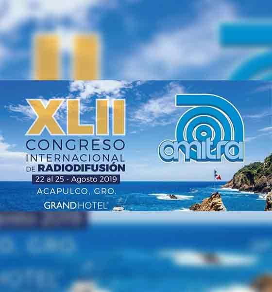 XLII Congresointernacionalderadiodifucion